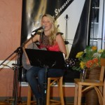Lisa Nicole - Performing at the BCSSA Songwriter Showcase - Langley, BC