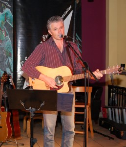 Dale Sawatsky - July 16th Songwriter Showcase performer