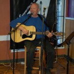 Warren Hunter came out to perform a couple of his great original songs at BC Songwriters' Open Mic