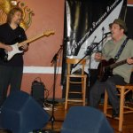 Earl Travis Taylor (accompanied by Bob Batyi) playing the BCSSA Songwriter Showcase
