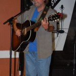 John Laird, performing at the BC Songwriters' Open Mic, in Langley - BCSongwriters.ca