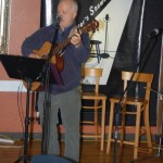 Bruce W. Rudolph - performing at BC Songwriters' Open Mic - BCSongwriters.ca
