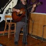 Earl Travis Taylor - performing at BC Songwriters' Open Mic - BCSongwriters.ca