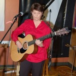 Patricia Dunphy, performing at the BC Songwriters' Showcase - BCSongwriters.ca