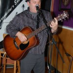 Earl Travis Taylor, performing at the BC Songwriters' Open Mic - BCSongwriters.ca