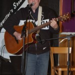 Dan Beer playing at the BC Songwriters' Open Mic - BCSongwriters.ca