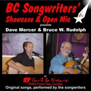 BCSSA - Dave Mercer & Bruce W. Rudolph - BCSongwriters.ca