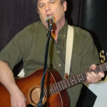 Earl Travis Taylor performing at the BC Songwriters' Open Mic — BCSongwriters.ca