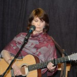 Patricia Dunphy performing at the BC Songwriters' Showcase - BCSongwriters.ca