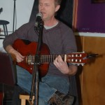 Dave Mercer performing at the BC Songwriters' Showcase — BCSongwriters.ca