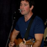 Glen Mager performing at the BC Songwriters' Showcase - BCSongwriters.ca