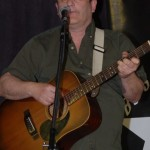 Earl Travis Taylor playing the BC Songwriters' Open Mic - BCSongwriters.ca