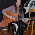 John Haynes - playing at the BC Songwriters' Open Mic - BCSongwriters.ca