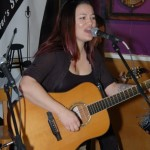 Feona Lim - playing the BC Songwriters' Open Mic — BCSongwriters.ca
