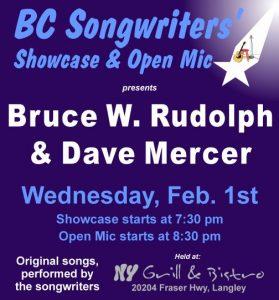 BCS - Bruce Rudolph & Dave Mercer - BCSongwriteres.ca