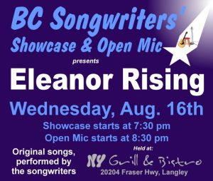 BCS - Eleanor Rising - BCSongwriters.ca