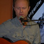 Dave Mercer - Performing at the BC Songwriters' Showcase Open Mic