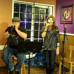 Ramblin' Gump - playing the BC Songwriters' Showcase Open Mic - Langley, BC