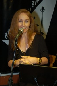 Because the Open Mic list was overflowing with performers, LaRaine asked NY Grill & Bistro for permission to stay a little later than usual, and they kindly agreed !