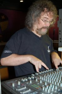 Bob the Sound Guy, making it go to ELEVEN!