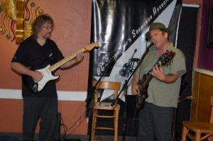 Earl Travis Taylor (accompanied by Bob Batyi) playing the BCSSA Songwriter Showcase