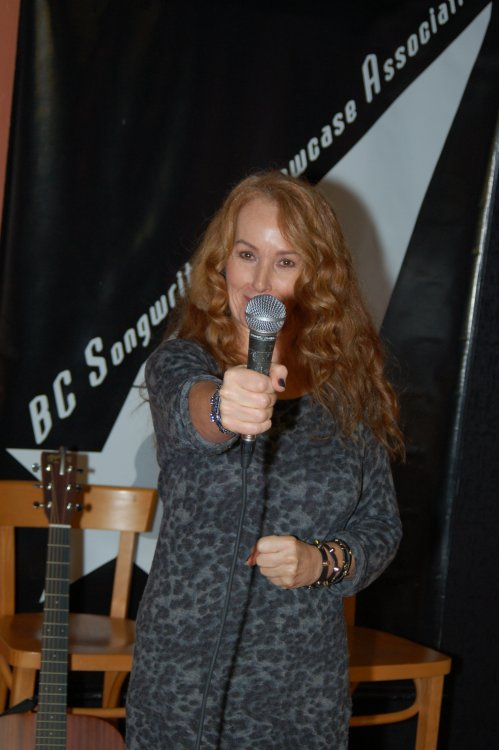 LaRaine wants YOU to perform your original songs at BC Songwriters' Open Mic! - BCSongwriters.ca