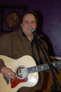 Dan Beer - performing at BC Songwriters' Open Mic - BCSongwriters.ca
