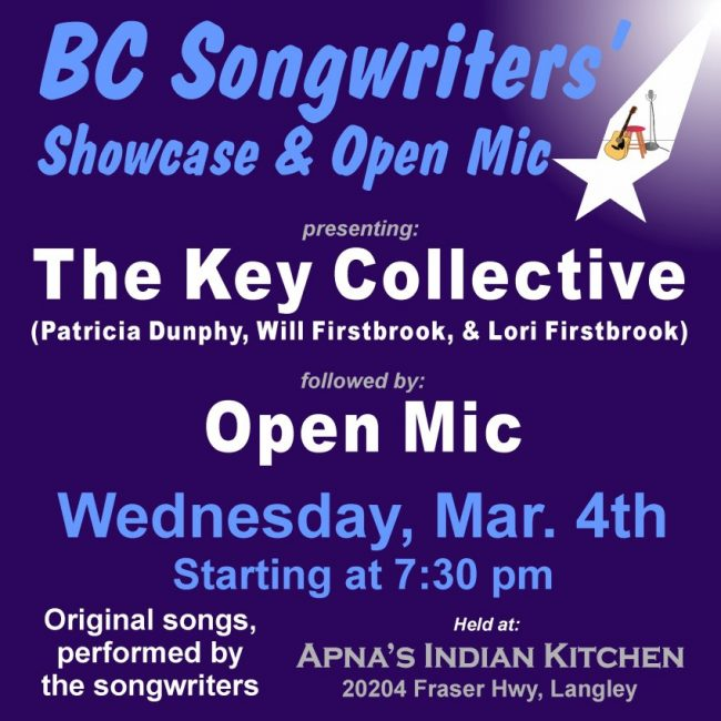 The Key Collective - BCSongwriters.ca