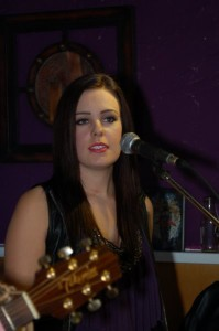 Courtney Hunt - Performing at the BC Songwriters' Showcase - Langley, BC