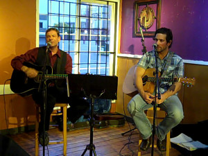 Troy Godfrey & Glen Mager - BC Songwriters' Showcase - Langley, BC