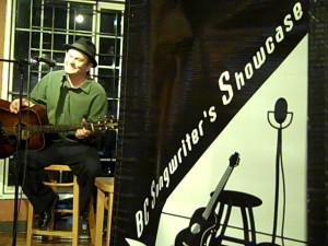 Earl Travis Taylor - BC Songwriters' Open Mic - Langley, BC